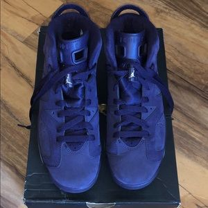"Jordan Retro 6 ""purple dynasty"""